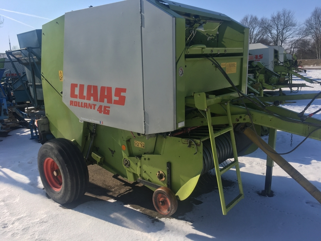Claas Rollant 46